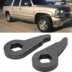 1 3 Front Lift Leveling Kit For Chevy Gmc Sierra Silverado 1500 1500 Hd 4wd