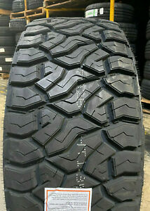 4 New 265 70r17 Venom Terrain Hunter R t 265 70 17 Lrf At Mt Tires At 12 Ply