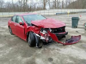 Steering Column Floor Shift Us Market With Fog Lamps Fits 13 17 Accord 2045148