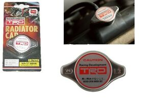 Genuine Toyota Trd Performance Radiator Cap Ptr04 00000 03 See Fitment Detail