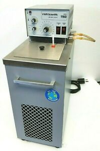 Vwr 1160 Heated Refrigerated Circulating Chiller Water Bath