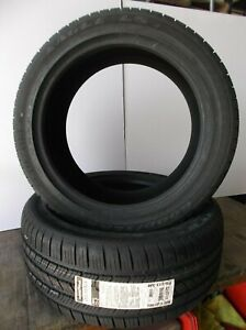 Two 255 45r19 104h Xl Goodyear Ls 2 Tires