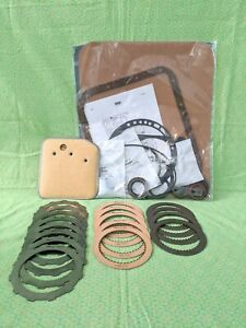 Dodge A904 Rebuild Kit W Frictions Steel Plates Filter 1972 1997 Raybestos