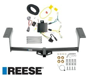 Reese Trailer Tow Hitch For 14 20 Mazda 6 Sedan W Wiring Harness Kit