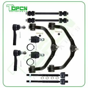 For Mazda B4000 B3000 B2500 10pcs Front Control Arms Tie Rods Sway Bars Kit