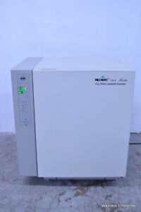 Nuaire Us Autoflow Co2 Water Jacketed Incubator Model Nu 4750
