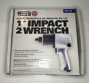Matco Tools 1 2 Drive Air Impact Wrench New Mt1712