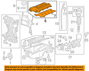 Gm Oem Engine Valve Cover 25198877