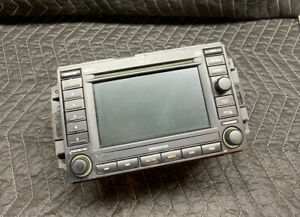 Dodge Chrysler Jeep Cd Dvd Gps Navigation Navi Stereo Radio Oem Rec 05064184ad