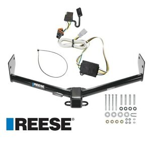 Reese Trailer Tow Hitch For 03 04 Honda Element W Wiring Harness Kit