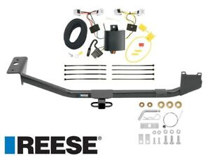 Reese Trailer Hitch For 13 20 Nissan Sentra Except Sr W Wiring Harness Kit