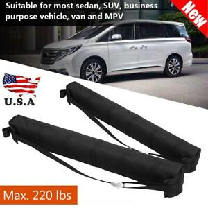 Universal Soft Easy Car Roof Luggage Cargo Canoes Ladder Surfboard Storage Rack