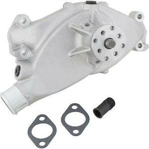Big Block Chevy Bbc 396 402 427 454 Short Aluminum Water Pump High Volume Hv