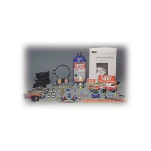 Nos Nitrous Oxide Injection System Kit 03003nos 34 Hp Wet
