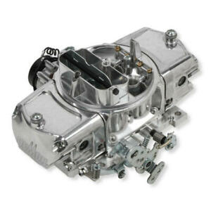 Demon Carburetor Rda 750 An 750 Cfm 4 Barrel Electric Choke Shiny Shiny