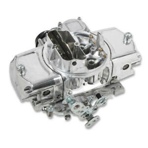 Demon Carburetor Spd 750 Vs 750 Cfm 4 Barrel Electric Choke Shiny Shiny