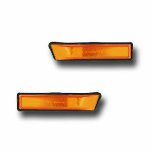 Fits For 1997 1999 Bmw 3 Series E36 Side Marker Light Right Left Pair Set