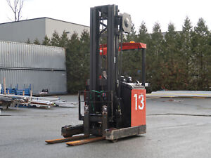 Bt 2007 Electric Reach Truck rrb2