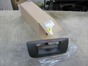 Gm Oem Tail Gate Tailgate Hatch handle Bezel 22755303