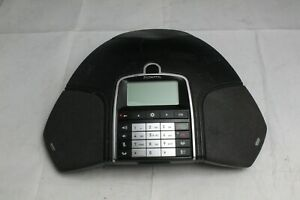 Konftel 300wx Wireless Conference Phone scratched And Scuffed torn Mesh