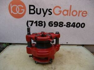 Ridgid 141 Die Pipe Threader 2 1 2 To 4 For 300 535 Threading Mint Condition 25
