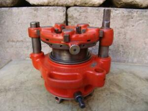 Ridgid 141 Die Pipe Threader 2 1 2 To 4 For 300 535 Threading Fully Refurbished