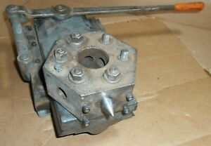 Logan Lathe Turret Indexing Tail Stock Tailstock 6 Position
