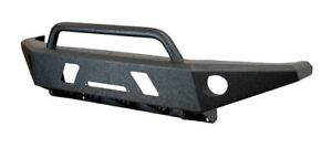 Dv8 Offroad Front Bumper Included D Rings For 2005 2015 Toyota Tacoma Fbtt1 01