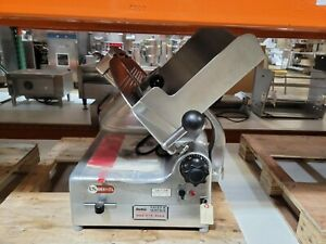 Berkel 818 Commercial Automatic Or Manual Meat Cheese Slicer