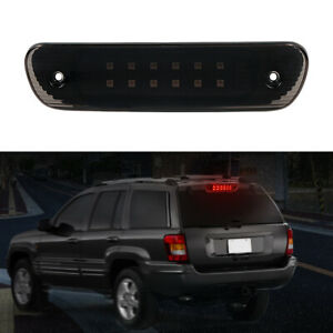 For Jeep Grand Cherokee 1999 2004 Rear Third 3rd Brake Led Stop Light Lamp Abs