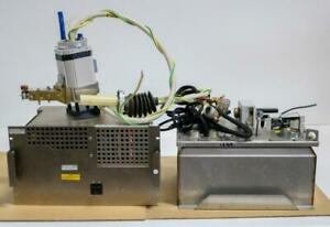 Philips X ray Tube And Power Supply From Double Crystal X ray Diffractometer