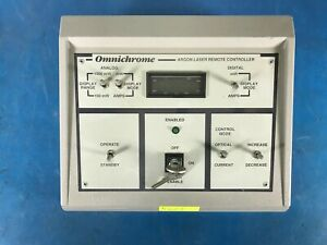 Omnichrome Ar1 Argon Laser Remote Controller 30day Warranty