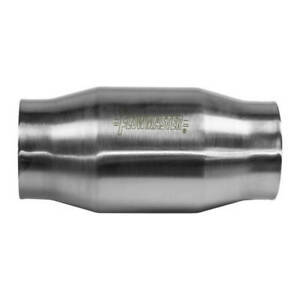 Flowmaster High Quality Universal Round Catalytic Converter 3 00 Inch