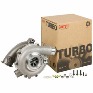 New Garrett 2005 5 2007 6 0l Ford Upgrade Turbo New No Core Includes Solenoid