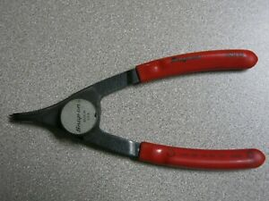 Snap On Tools 5 3 4 Red Convertible Retaining Snap Ring Pliers Prh12 Usa