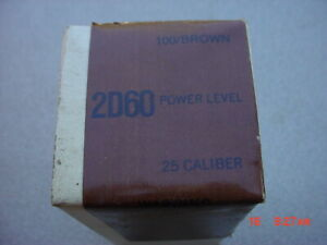 5 Boxes Of 100 Ramset 2d60 25 Caliper Level 2 For D60 D45 D45a Tools New