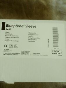 Ivoclar Vivadent Bluephase Sleeves Dental 608554 13 Boxes Of 50 650 New