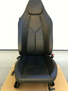 Great Condition 05 08 Mercedes R171 Slk350 Slk280 Front Seats Oem Black