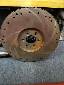 1965 Buick Gs Factory Flywheel For Bw T10 Speed Transmission
