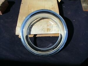 Nos Trim Beauty Ring Chevy Rally Ralley Steel Wheel