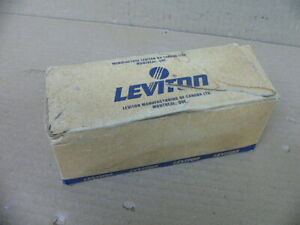 Leviton 5378 50 Amp 250 Volt Surface Mounting Receptacle Straight Blade