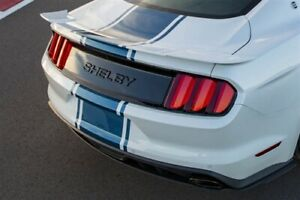 Shelby 50th Anniversary Super Snake O E Tail Light Panel Fits 2015 2020 Mustang