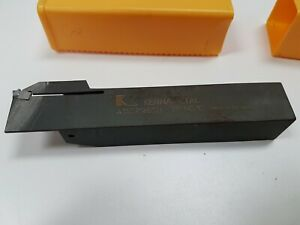 Kennametal 1 Indexable Grooving And Cut off Lathe Toolholder A3ssr160326