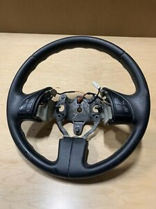 2015 Fiat 500 Steering Wheel W Control Switches
