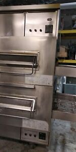 M ddleby Marshall Ps360 Pizza Oven Double Stock