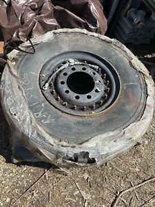 Michelin 395 85 R20 Xml Radial Regroovable Tire New Old Stock