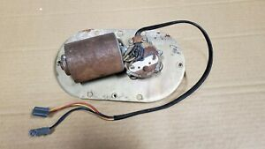 1966 1967 1968 Dodge Sweptline Truck Variable Speed Wiper Motor Used Works