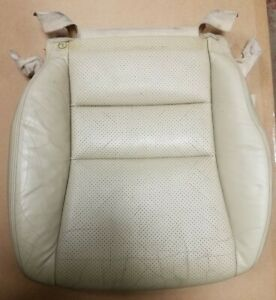 Right Passenger Seat Bottom Cushion 06 07 08 Acura Tsx Oem Tan Leather Front