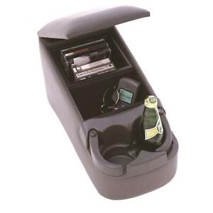 Rampage 39223 Bench Seat Console Charcoal 16 5 In X 8 5 In X 9 In