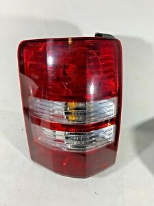 2008 2012 Jeep Liberty Driver Left Taillight Tail Light Lamp